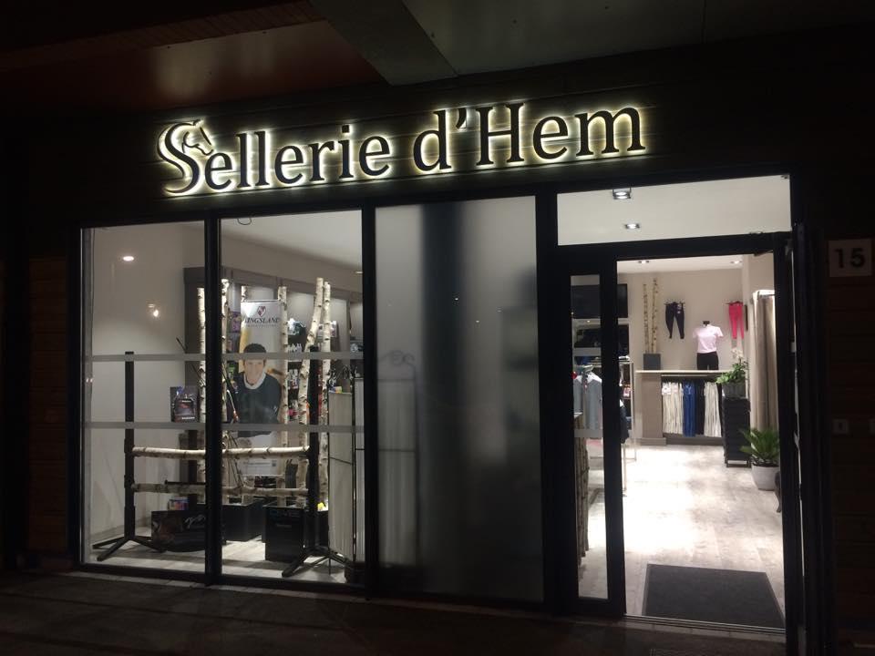 Sellerie d'Hem