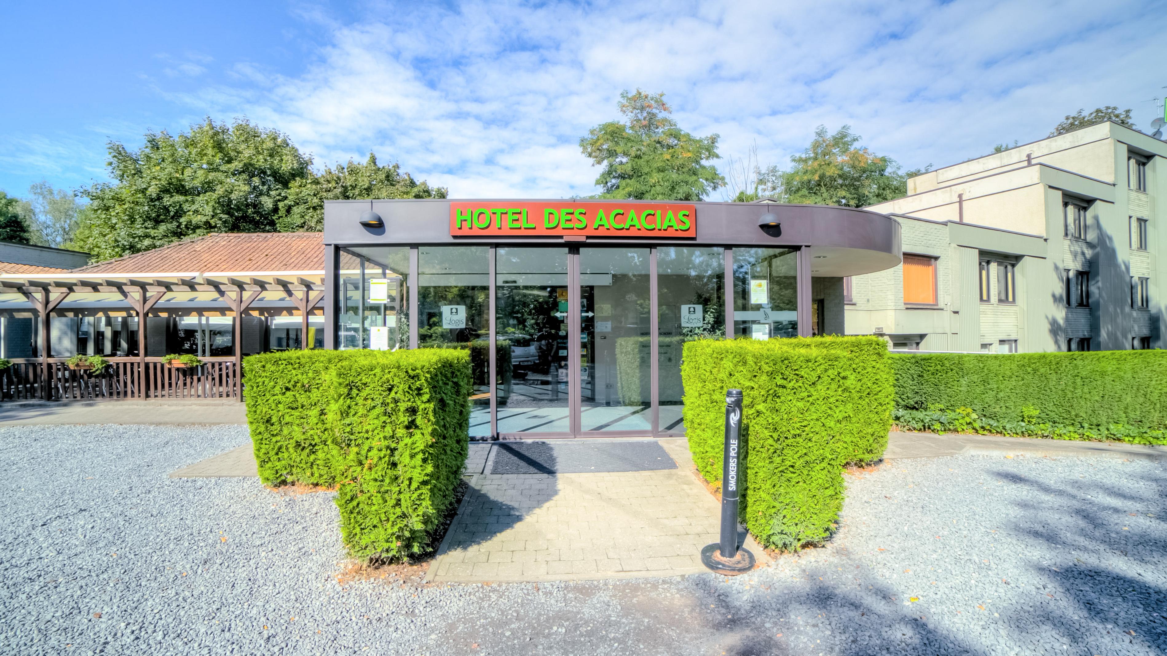 LOGIS Hôtel-Restaurant des Acacias